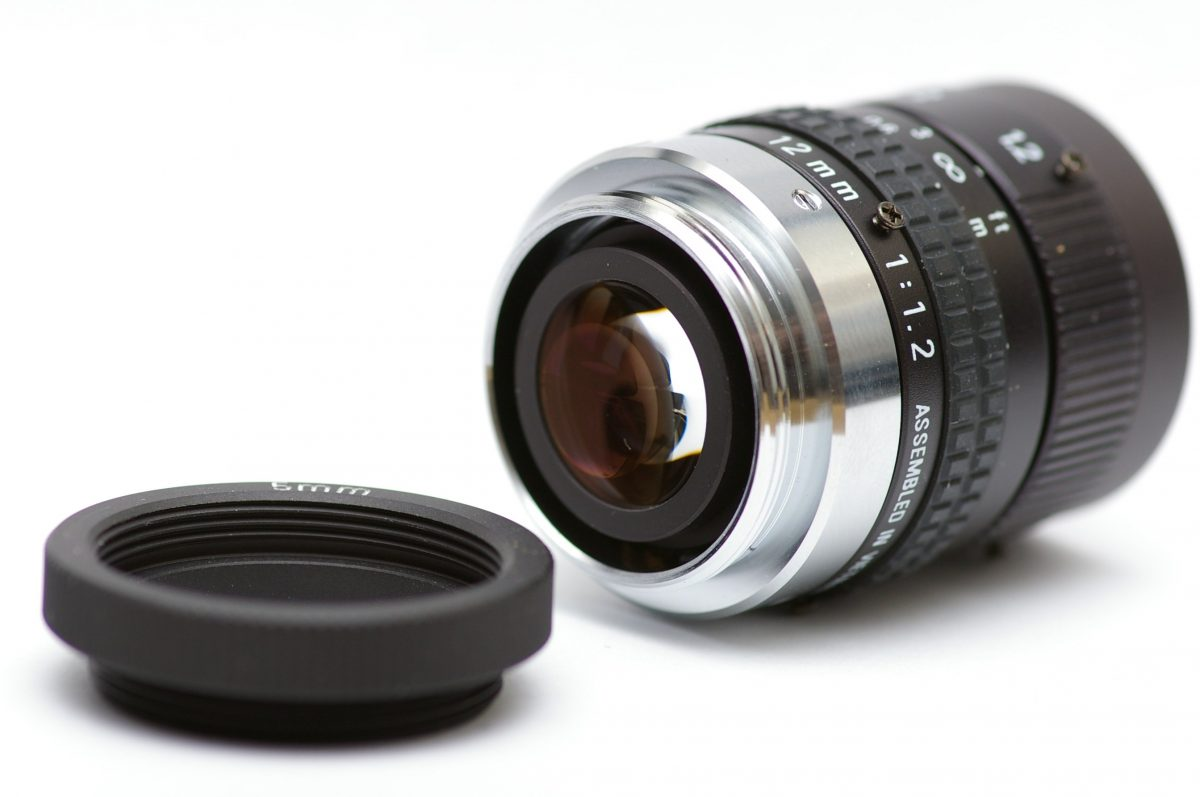 Camera Lens C-Mount